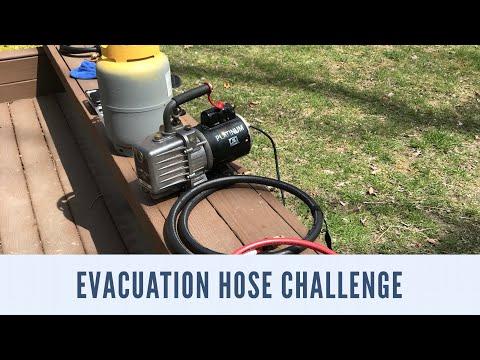 Evacuation Hose Challenge