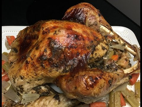 Juicy and Easy Roast Turkey Recipe