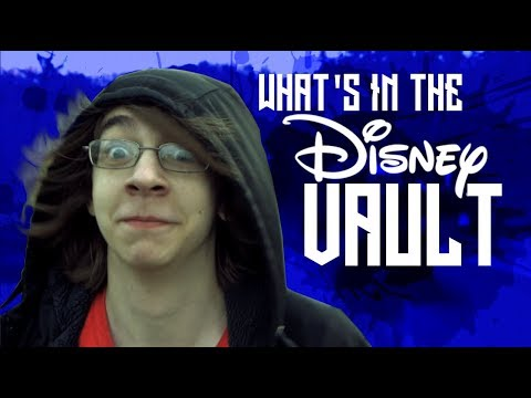 What's In The Disney Vault - Comedy Sketch