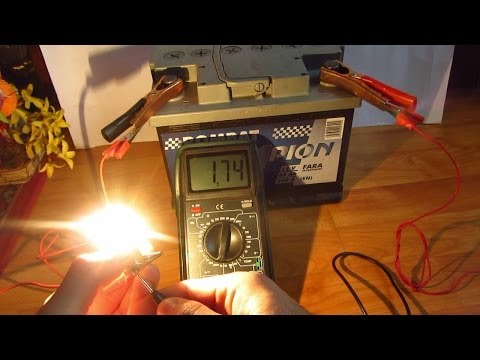 How to measure Consumption of Incandescent Light Bulb (21W)