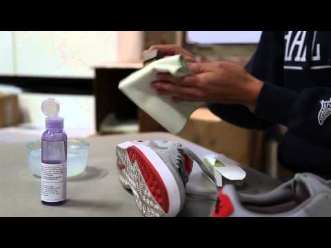 Jason Markk - How To Clean - Suede