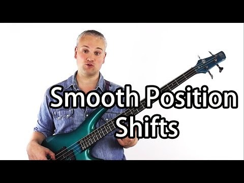Awesome Left Hand Shifting Exercises For Bass Guitar