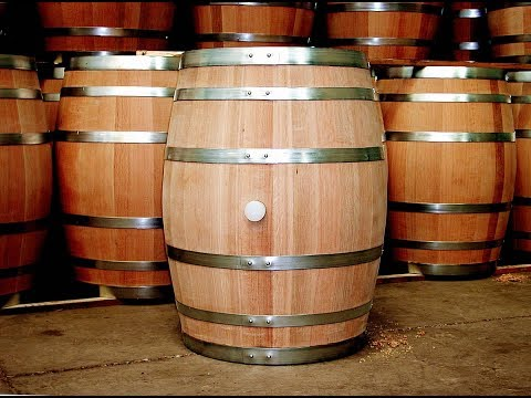 How it's Made Wooden Whiskey Barrels