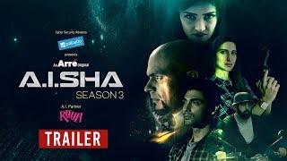 A.I.SHA My Virtual Girlfriend Season 3 Trailer   Streaming NOW   An Arré Original Series