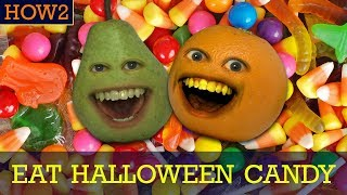 HOW2: How to Eat Halloween Candy