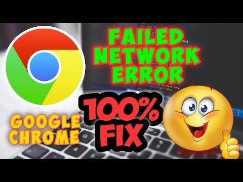How To Fix Chrome Failed Network Error Or Resume Interrupted file