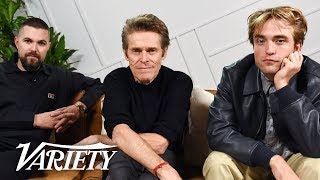 'The Lighthouse' Stars Robert Pattinson and Willem Dafoe Had Fun Beating Each Other Up