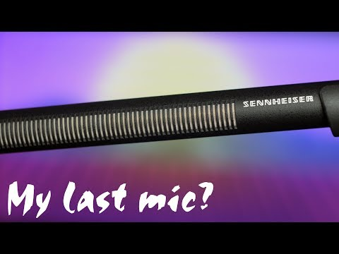 This microphone needs NO post-processing... Sennheiser MKH-416 Review