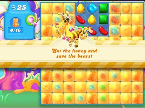 Candy Crush Soda Saga Level 86 walkthrough