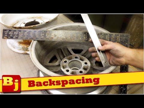 What is Wheel Backspacing?