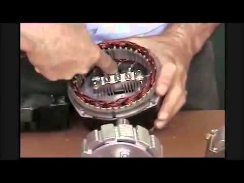 How to build your own permanent FREE ENERGY alternator