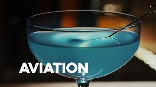 Aviation Revisited | How to Drink