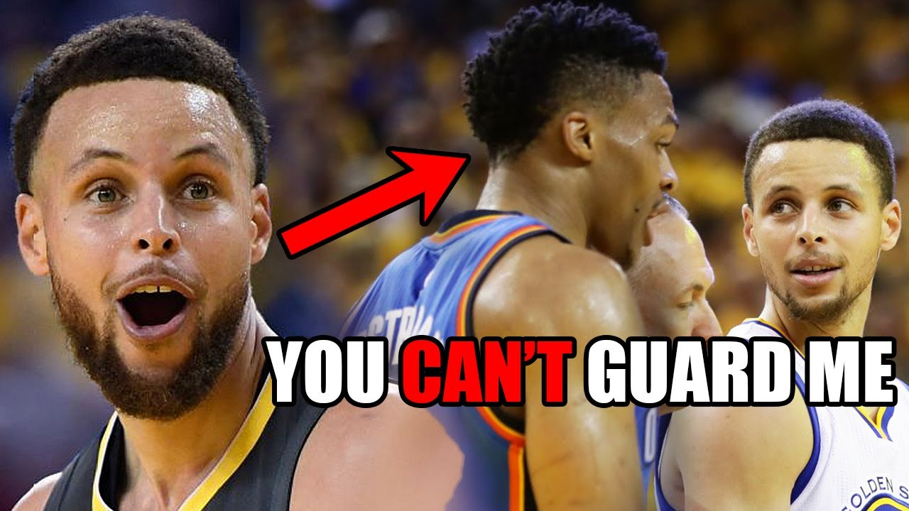 The Time Russell Westbrook TRASH TALKED Steph Curry and INSTANTLY Regretted It (Ft. NBA Defense)