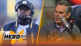 Best of The Herd with Colin Cowherd on FS1 | January 18th 2018 | THE HERD