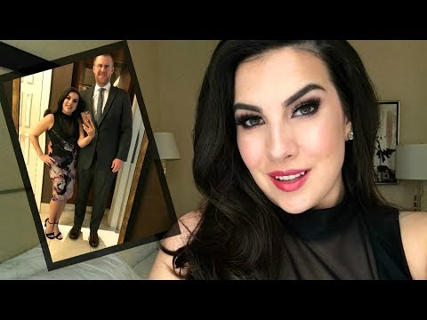 GET READY WITH ME at the Hotel! Day to Night GLAM