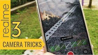 Realme 3 Top 10+ Camera Tips and Tricks | Color OS 6