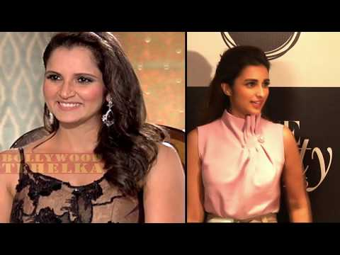 Xxx Mp4 Blessed In Chest Sania Mirza To Parineeti Chopra 3gp Sex