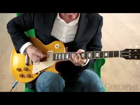 Joe Bonamassa's Gibson Les Paul tone tips guitar lesson