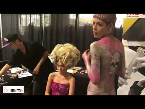 THE COMB: STUDENTS UNDERGROUND Club (HAIR SHOW)