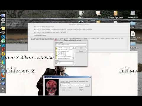 How to play Hitman 2 on mac using Crossover