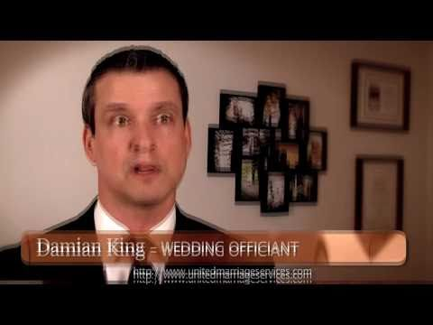Marriage License in Columbus, Ohio - Wedding Officiant, Damian King, Can Help