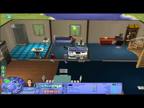 Let's Play the Sims 2 Episode 10: Name Change? Oh Noes!
