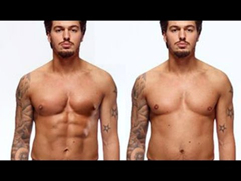photoshop Tutorials - How To Change Normal Body To Six Pack ABS - Photoshop Tutorial