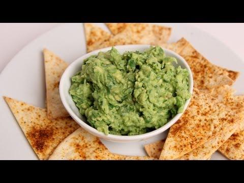 Homemade Guacamole Recipe - Laura Vitale - Laura in the Kitchen Episode 380