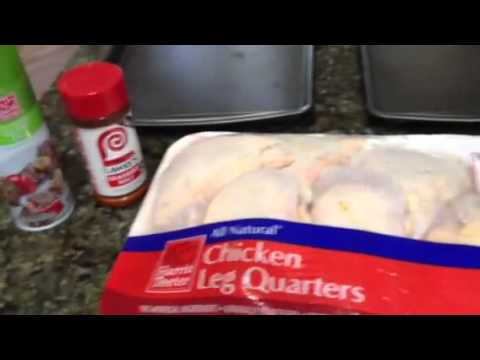 How To Cook Chicken Leg Quarters In The Oven Easy Receipe