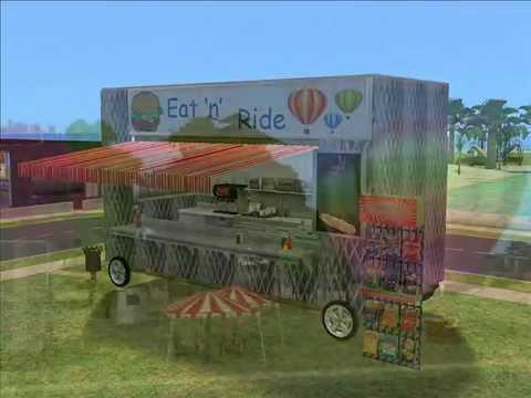 Sims 2 air park
