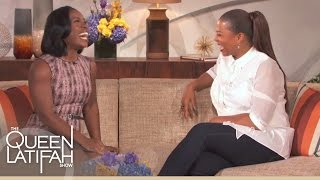 "Uzo Aduba Tells Us What Mom Thinks About ""OITNB"""