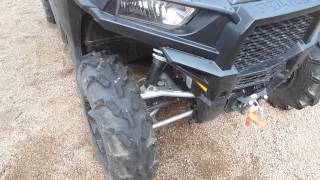 """UPDATED: Owner review 2015 Polaris RZR 900 EPS Trail 50"""""""
