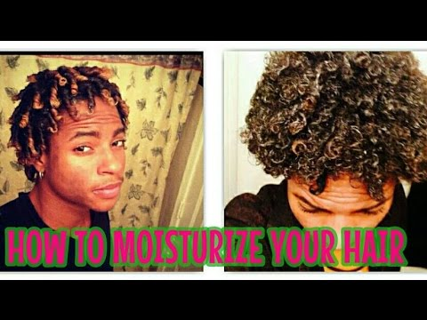 How to Moisturize Your Natural Hair