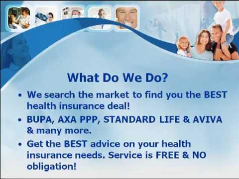 Health Insurance UK