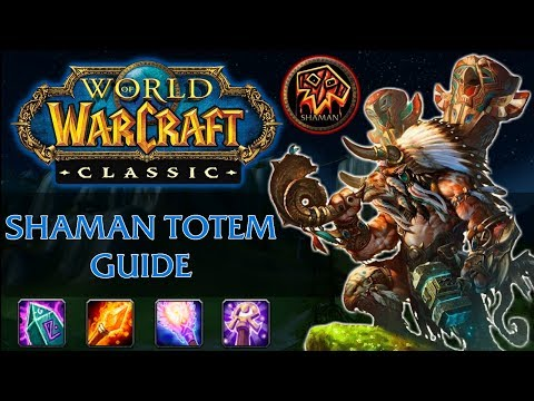 Vanilla WoW: Shaman Guide - PvE, PvP, Gear, Professions