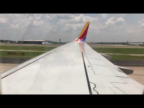 Southwest Landing in ATL from PUJ