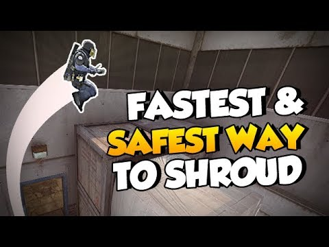 CS:GO Quick Tips - Fastest (and safest) way to Shroud