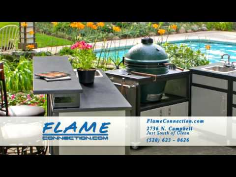 Specials on Tucson Outdoor Kitchens, Fireplaces, Stoves, & Barbecues | Flame Connection