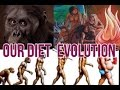 Our Diet Evolution and What Humans Should Be Eating Today.