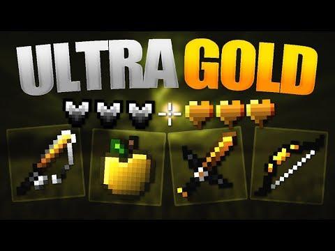 Gold Ultra V2 - Minecraft PE (Bedrock Edition) [Showcase Sunday]