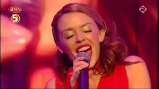 Kylie Minogue - Can't Get You Out Of My Head (Live Top Of The Pops 17-10-2001)
