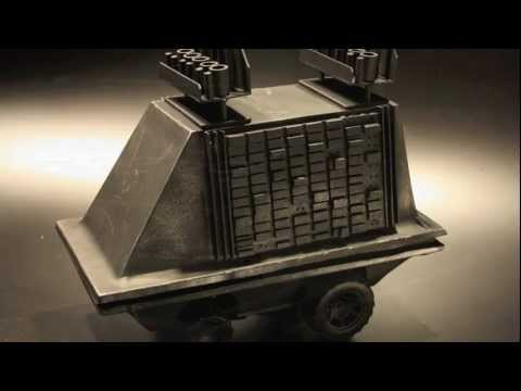 Build Your Own Star Wars Mouse Droid