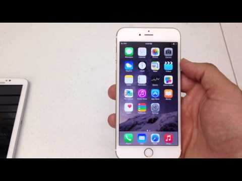 How to hide lock screen messages iPhone 6 and 6 Plus