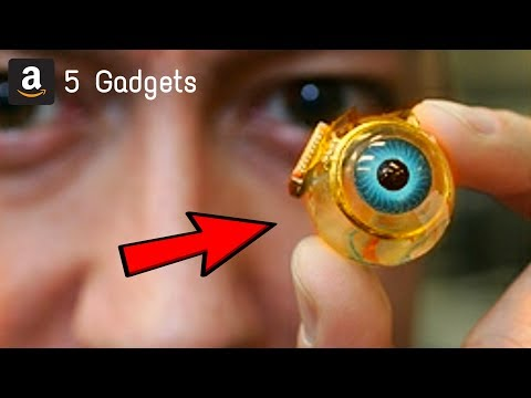 5 HiTech Inventions CooL Gadgets You Can Buy On Amazon ✅ NEW TECHNOLOGY FUTURISTIC GADGETS