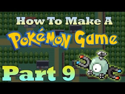 How To Make a Pokemon Game in RPG Maker - Part 9: Script Commands