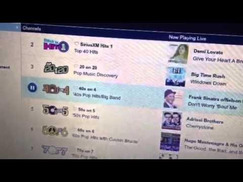 Hurry FREE ONE YEAR SiriusXM Internet Radio subscription