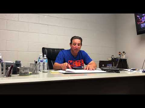 Tony DeFrancesco talks about the win over Round Rock