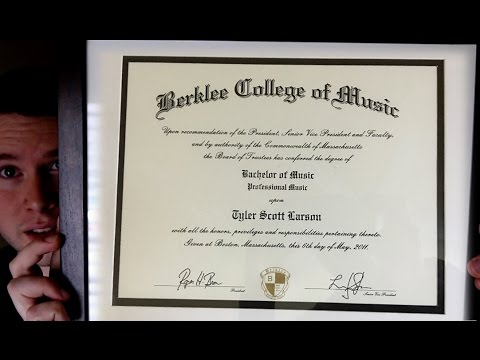HOW TO GET INTO BERKLEE COLLEGE OF MUSIC