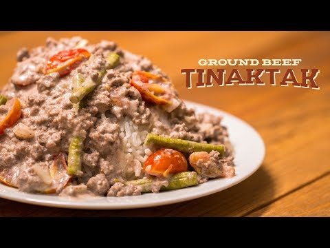 Chagi | Ground Beef Tinaktak
