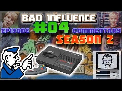 Bad Influence 2.4 - Computer Board Games & CD32   Nostalgia Nerd